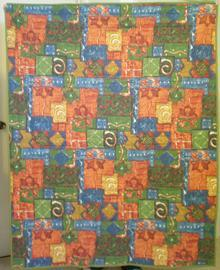 Photo of (QUILTED) I Spy...P E01s quilt