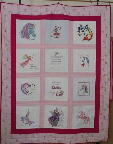 Photo of Karlia Cs quilt